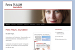 Webdienstleistungen für www.petra-plaum.de