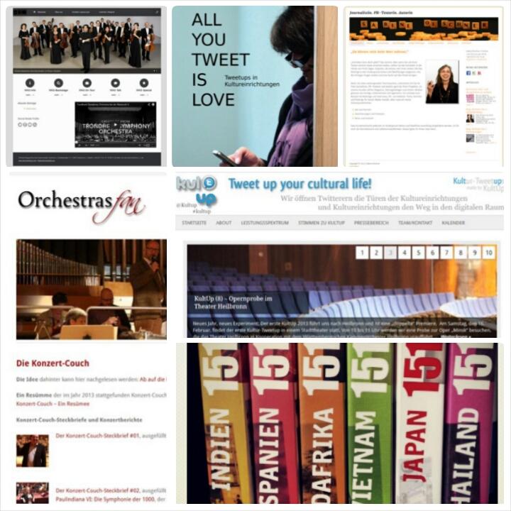 Aktuelle Web- und Buchprojekte